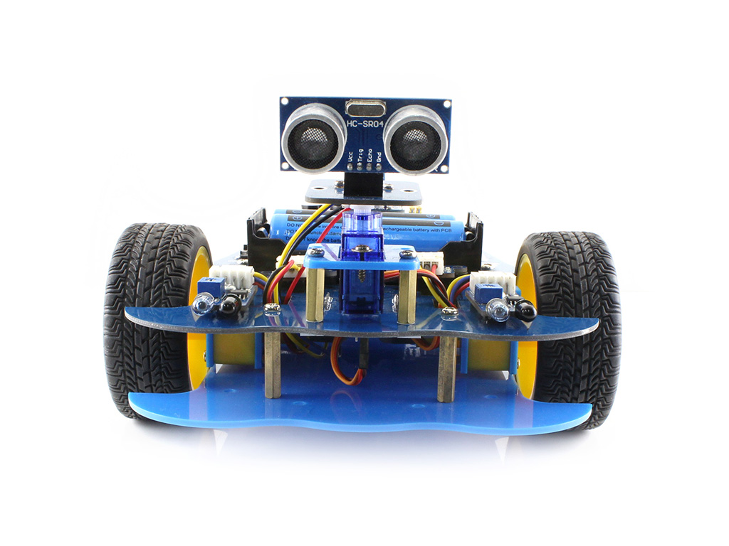 Mobile robot development platform compatible with