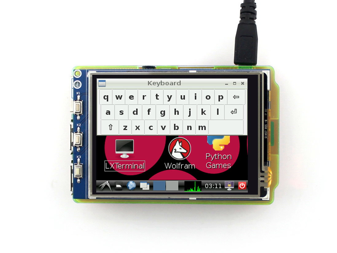 32 Inch Touch Screen Tft Lcd Designed For Raspberry Pi B Circuit Diagram Photos