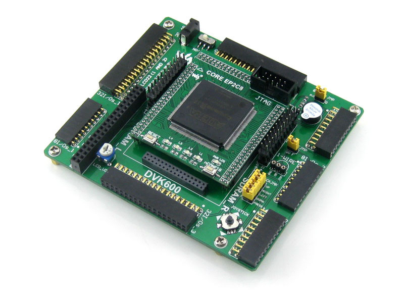 Details about ALTERA FPGA EP2C8Q208C8N Cyclone II Development Board with  EP2C8 Core Kit