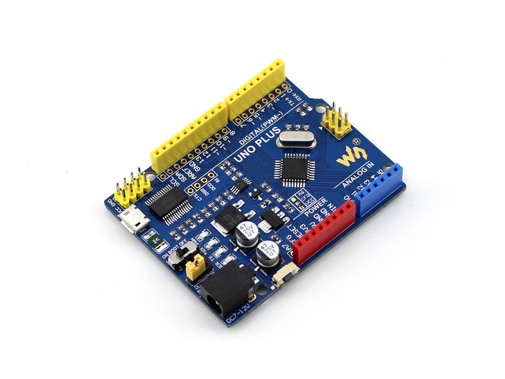 Arduino uno plus compatible with r onboard