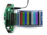 touch screen LCD