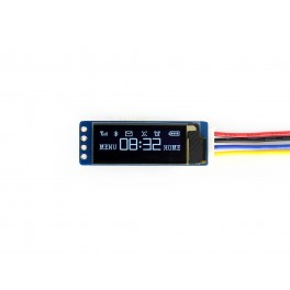 128x32, General 0.91inch OLED display Module