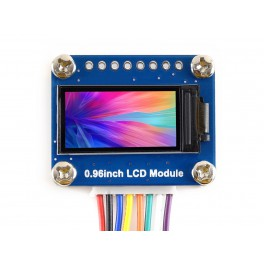160x80, General 0.96inch LCD display Module, IPS, HD