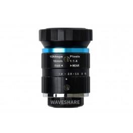 16mm Telephoto Lens for Raspberry Pi High Quality Camera