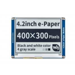 400x300, 4.2inch E-Ink display module
