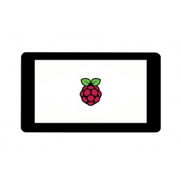 7inch Capacitive Touch Display for Raspberry Pi, DSI Interface, 800×480