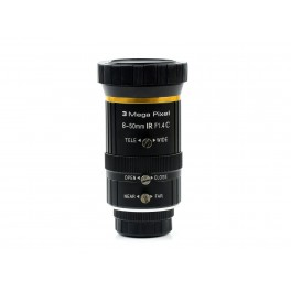 8-50mm Zoom Lens for Raspberry Pi High Quality Camera