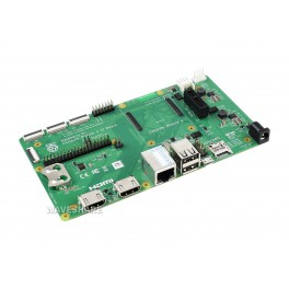 Raspberry Pi Compute Module 4 IO Board, a Development Platform for CM4