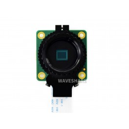 Raspberry Pi High Quality Camera, 12.3MP IMX477 Sensor, Supports C / CS Lenses
