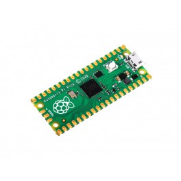 Raspberry Pi Pico, a Low-Cost, High-Performance Microcontroller Board with Flexible Digital Interfaces