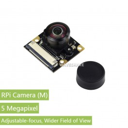 RPi Camera (M), Fisheye Lens
