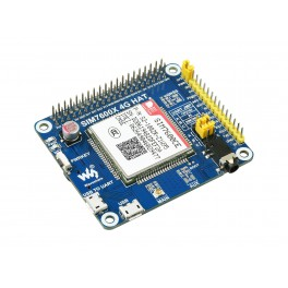 SIM7600CE-CNSE 4G HAT for Raspberry Pi, 4G / 3G / 2G, for China