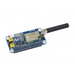 SX1268 LoRa HAT for Raspberry Pi, 470MHz Frequency Band, for China