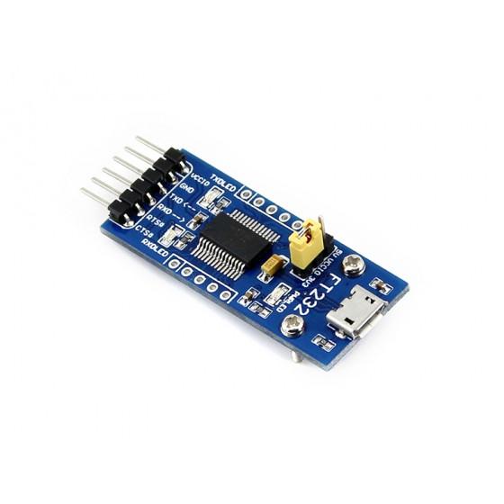 FT232 USB UART Board (micro)