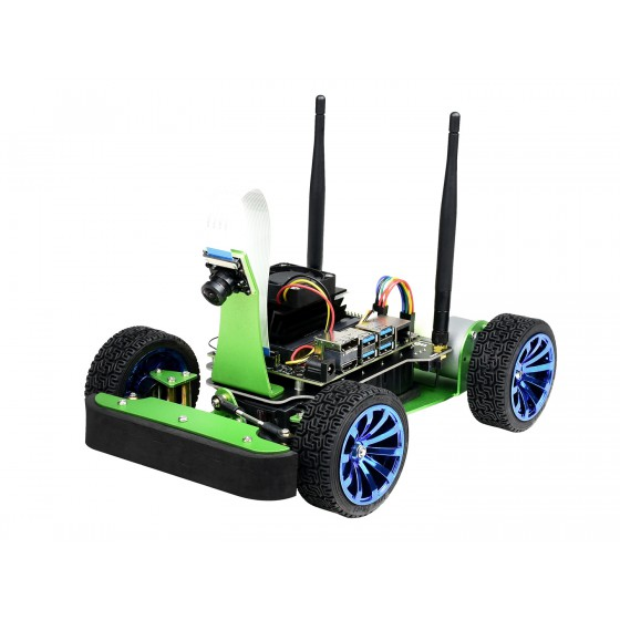 JetRacer AI Kit, AI Racing Robot Powered by Jetson Nano