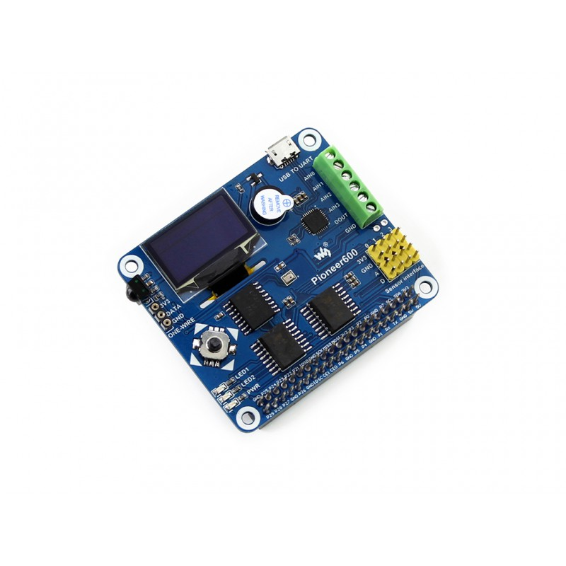 Raspberry Pi Expansion Board, Miscellaneous Components, All-in-One
