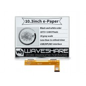 10.3inch e-Paper e-Ink Raw Display, 1872×1404, Black / White, 16 Grey Scales, Parallel Port, without PCB