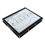 1304×984, 12.48inch E-Ink display module, black/white dual-color