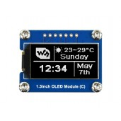 64×128, General 1.3inch OLED Display Module