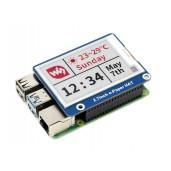 2.7inch e-Paper e-Ink Display HAT (B) For Raspberry Pi, 264×176, Red / Black / White, SPI