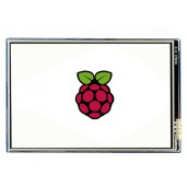 3.5inch Resistive Touch Display (B) for Raspberry Pi, 480×320, IPS Screen, SPI