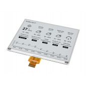 5.83inch E-Paper E-Ink Raw Display, 648×480, Black / White, SPI, Without PCB