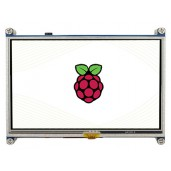 5inch Resistive Touch Screen LCD, 800×480, HDMI, Low Power