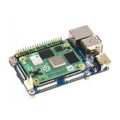Mini Base Board (A) Designed for Raspberry Pi Compute Module 4
