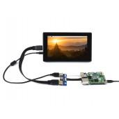 CM4-IO-BASE-A + USB HDMI Adapter, for Raspberry Pi Compute Module 4