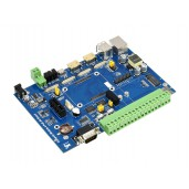 Compute Module 4 Industrial IoT Base Board, for all Variants of CM4
