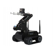 JETANK AI Kit, AI Tracked Mobile Robot, AI Vision Robot, Based on Jetson Nano Developer Kit (optional)