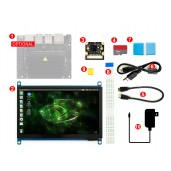 Jetson Nano  Development Pack (Type C), with Display, Camera, TF Card