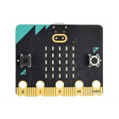 BBC micro:bit V2, Upgraded Processor, Built-In Speaker And Microphone, Touch Sensitive Logo