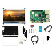 Raspberry Pi 4 Model B Display Kit, with 7inch Capacitive Touch LCD