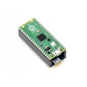 Audio Expansion Module for Raspberry Pi Pico, Concurrently Headphone / Speaker Output