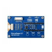 3.7inch E-Paper E-Ink Display Module for Raspberry Pi Pico, 480×280, Black / White, 4 Grayscale, SPI