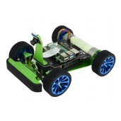 PiRacer, AI Racing Robot Powered by Raspberry Pi 4, Supports DonkeyCar Project