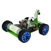 PiRacer DonkeyCar, AI Racing Robot Powered by Raspberry Pi 4