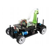PiRacer Pro, High Speed AI Racing Robot Powered by Raspberry Pi 4, Supports DonkeyCar Project, Pro Version