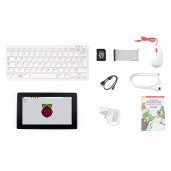 Raspberry Pi 400 Kit With 7inch HDMI Touch Display
