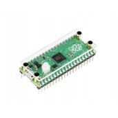 Clear Acrylic Protection Case for Raspberry Pi Pico