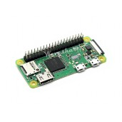 Raspberry Pi Zero WH Package B, with Official Case