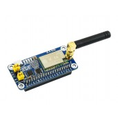 SX1262 LoRa HAT for Raspberry Pi, 915MHz Frequency Band, for America, Oceania, Asia