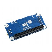SX1268 LoRa HAT for Raspberry Pi, 433MHz Frequency Band, for Europe, Asia, Africa