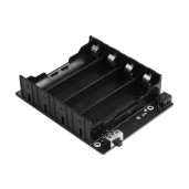 Uninterruptible Power Supply UPS Module (B) for Jetson Nano, 5V Output, up to 5A Current, Pogo Pins Connector