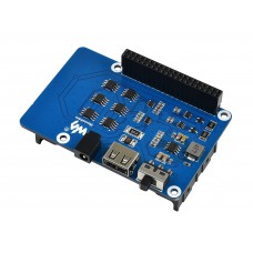 Uninterruptible Power Supply UPS HAT For Raspberry Pi, Stable 5V Power Output