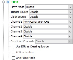 STM32CubeMX Tutorial Series: PWM - Waveshare Wiki